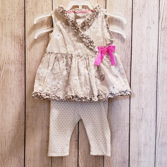 OshKosh B'gosh Other - Oshkosh 2 piece Outfit Dress/ tunic & Pants
